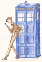 The Doctor by Miamimwa