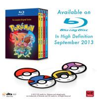 Pokemon Bluray boxset by H1ppym4n