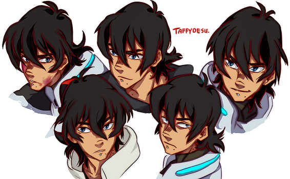 KEITH by TaffyDesu
