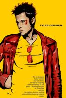 tylerDURDEN by shinesthrough