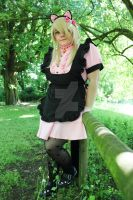 Maid Cos by ScreamingBlackSoul