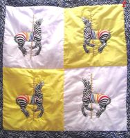 Completed Zebra Quilt 2 by carouselfan