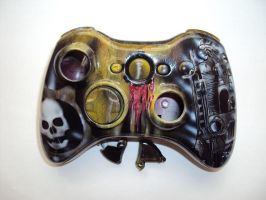 xbox360 controller shell by DepyArt