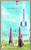 MLP : The Crystal Empire - Movie Poster by pims1978