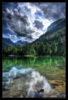 Bergsee by dReadSolJah