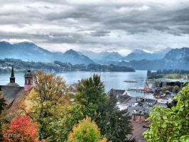 Lucerne,Switzerland by dzinefull