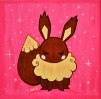 Eevee by fuish