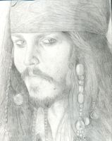 jack sparrow by booode