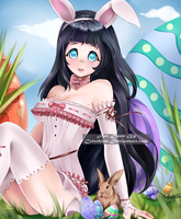 .: Easter Bunny :. by Celuthien