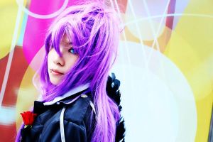 COSPLAY-VOCALOID:GAKUPO01 by yolkler