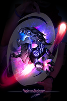 Aurelion Sol - The Star Forger by CKibe