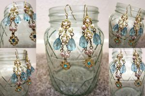 Upcycled Dangles by ValkyrieOfODIN