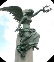 Cemetery Angel 10 by GoddessRhiannon13