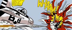 Roy Lichtenstein - Whaam by chod