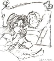 I Love You Hermione - HP by lberghol