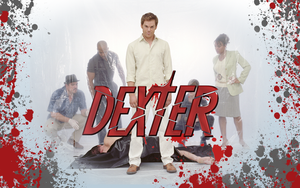 Dexter Wallpaper 1280x800 by Striking-Back