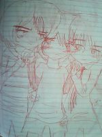 Sketch5_Our Love by DesmotivationalRoo