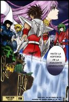 Saint Seiya Lost Canvas-Final by DarkMu