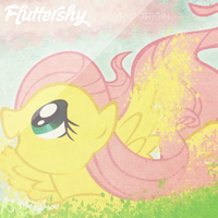 Fluttershy - Lyric Origin by AdrianImpalaMata