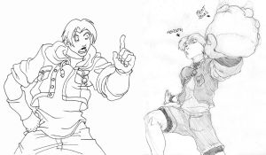 Kensou Quickies by theCHAMBA