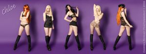 Model Banner by GagaAlienQueen