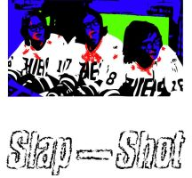 The Hansons from Slapshot by Pylo