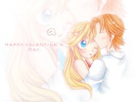 Happy V-DAY by criis-chan