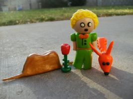 The Little Prince Sculpey Set. by ShortAxel