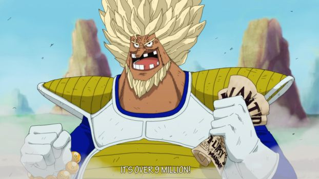 I find you Kakarotto! by AL32ander