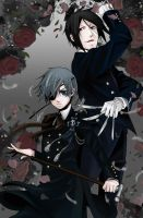 Black Butler by ambagem