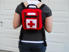 Med Pack Backpack by Crittercre8r