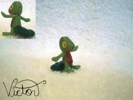 252 Treecko by VictorCustomizer