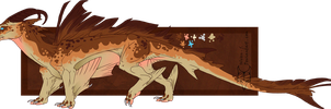 Water_Dragon Design for sale$$$ !CLOSED! by ulven-f