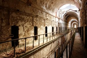 Eastern State Penitentiary by steph9668