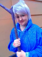 Jack Frost the cutie by AliendogCosplays