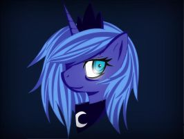 Princess Luna by ChaoticCoffee64