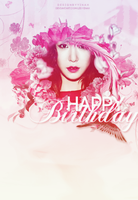 142507. HAPPY BIRTHDAY TIFFANY HWANG by Lee-Yinah