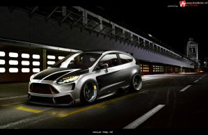 Ford Focus by hesoyam25