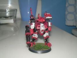 Tau Crisus Battle suite by EliKai