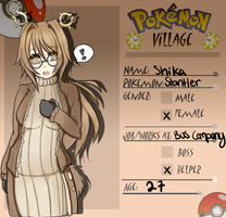 PV: Application Shika the Stantler by IonCrush