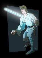 Luke Skywalker by MPdigitalART