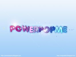 POWERPOPME by itsmylove