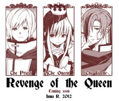 Revenge of the Queen - Valeriya's team. by inma