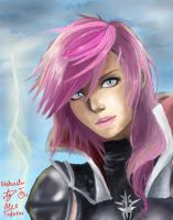 Lightning by Mebashi