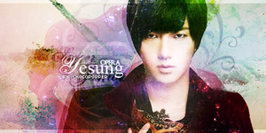 Yesung Sign V2 [SUJU] by Chocopopper