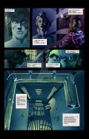 DISHONORED COMIC BOOK.  3 p. by SapeginM92