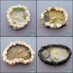 Miniature Stone Koi Ponds by Bon-AppetEats