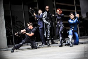 Agents of SHIELD by JRabon1600