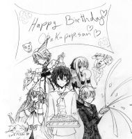 Happy Birthday by LottiBaskerville97