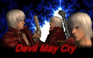 Devil may Cry v3 by Arivain-Shadowflare